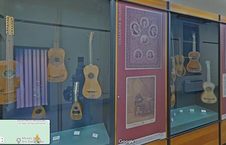 Museo Instrumentos Musicales Milán