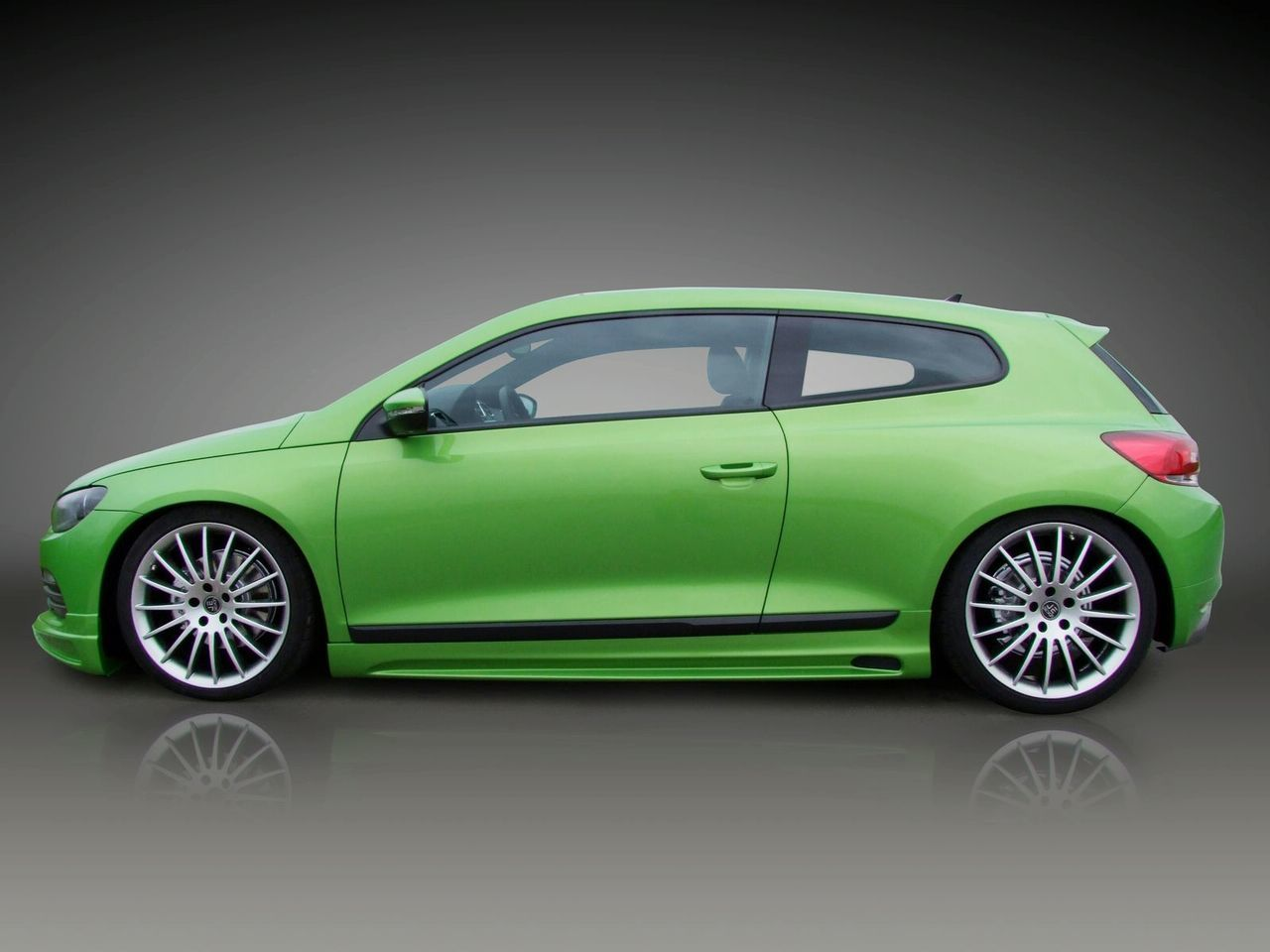 Foto de JE Design Volkswagen Scirocco TDI (5/5)
