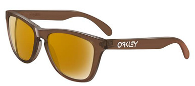 Oakley Frogskins, mirada vintage