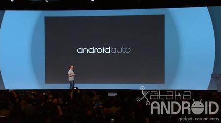 Android Auto, dale bienvenida a la experiencia Android en tu automóvil