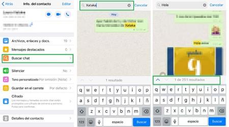 Whatsapp Buscar Mensajes Conversacion 1