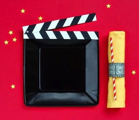 Oscars Plate