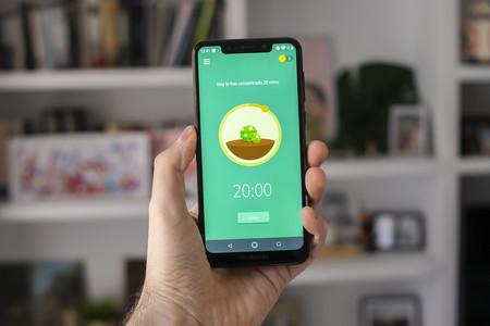 Forest, una app para desconectar del móvil y, de paso, ayudar a plantar árboles
