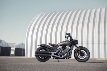 Indian Scout Bobber 007
