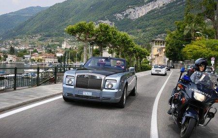 Así da gusto pasearse en Rolls-Royce