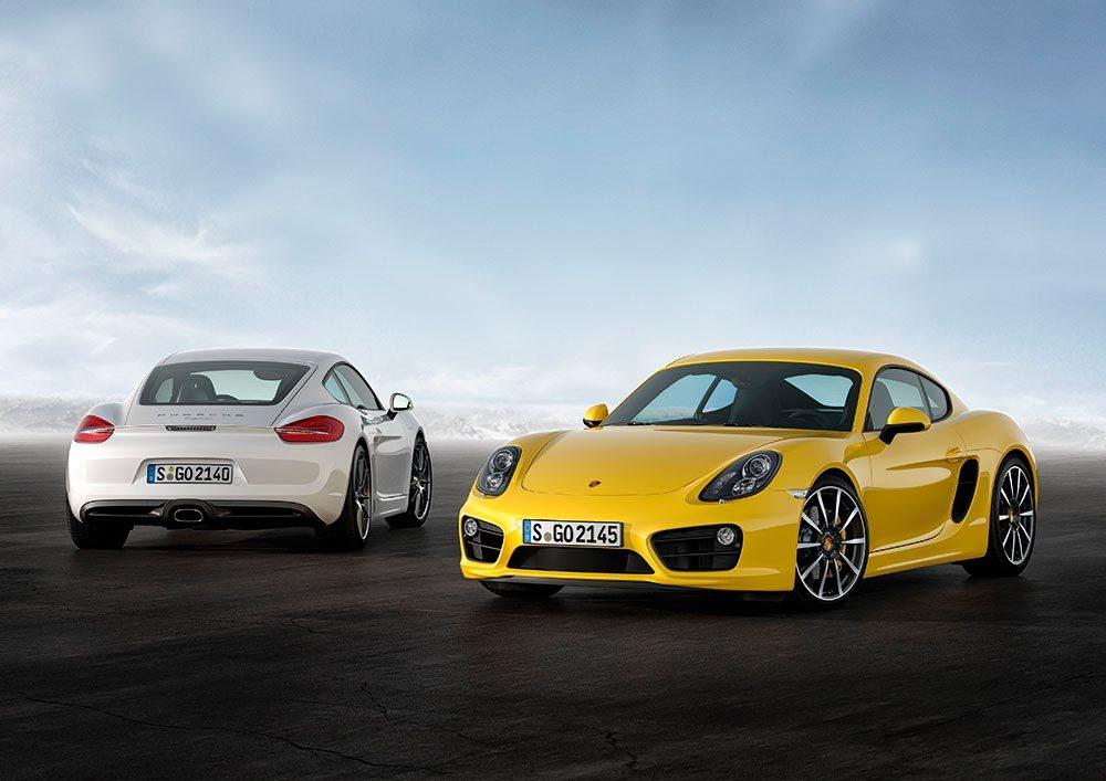 Foto de Porsche Cayman 2013 (9/9)