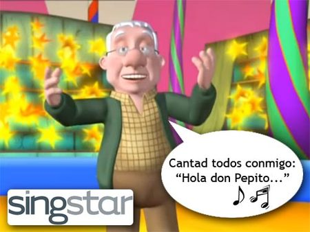 SingStar Miliki para PlayStation
