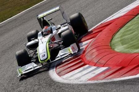 Rubens Barrichello vence en Monza