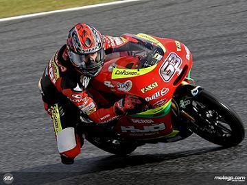 Di Meglio comienza con fuerza en 125cc