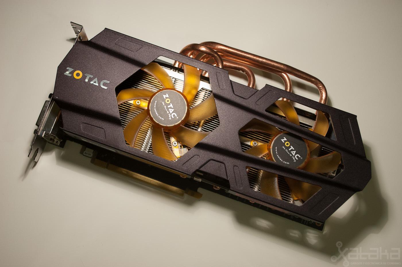 Foto de Zotac NVidia GTX 670, análisis (9/9)