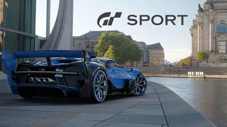 Yamauchi nos confirma que Gran Turismo Sport en PS4 Pro irá a 4K con HDR y 60fps