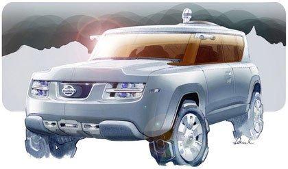 Nissan Terranaut Concept, un todoterreno para la ciencia