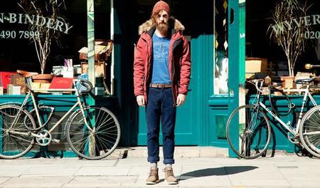 Colección Heritage Pull&Bear Otoño 2012