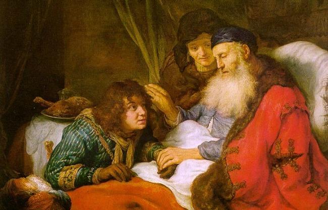 Esaú y Jacob
