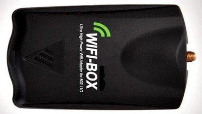 Wifi-Box, el adaptador que descifra contraseñas WEP