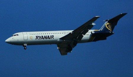 Ahora en Ryanair podrás volar más barato, pero de pie