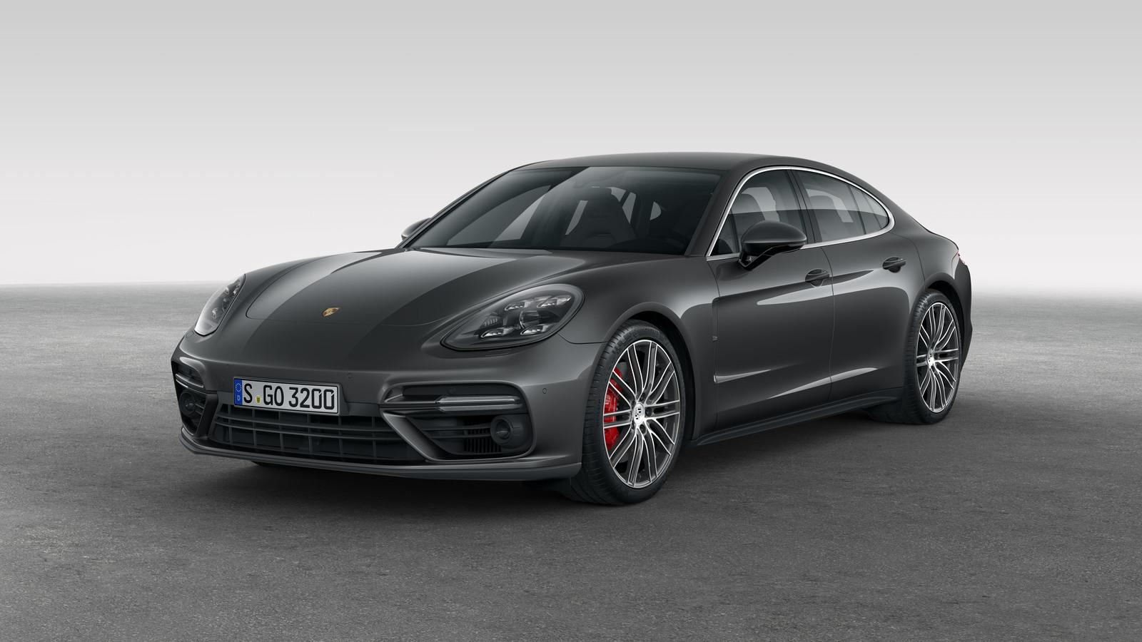 Foto de Porsche Panamera 2017 (40/130)