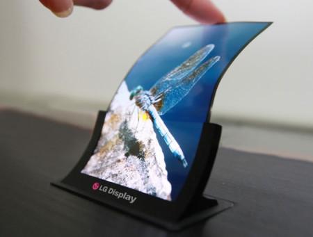 LG tiene a punto sus pantallas flexibles, las fabricarán en 2016 y llegarán al mercado en 2017