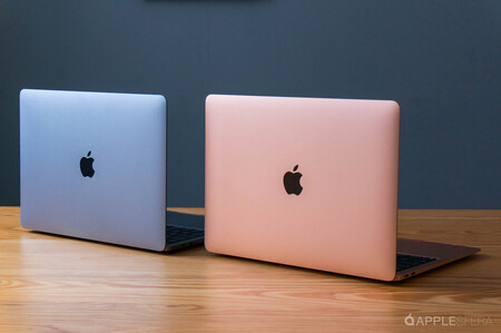 MacBook Air y MacBook Pro