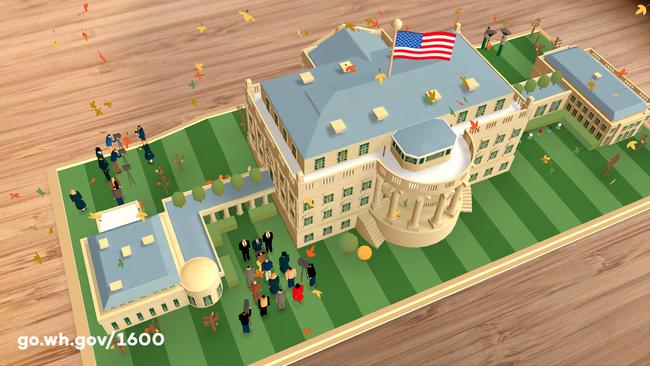 """¿Tienes un dólar? Visita la Casa Blanca y su historia desde tu iPhone con """"1600"""""""