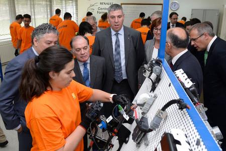 Renault Valladolid: una oportunidad de formación laboral para 405 personas en 2014