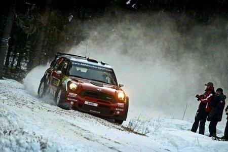 Rally de Suecia 2012: Dani Sordo se acuesta líder