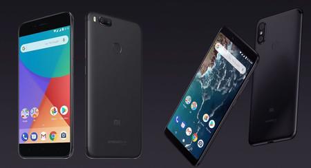Xiaomi Mi A2 vs Mi A1: esto es todo lo que ha cambiado