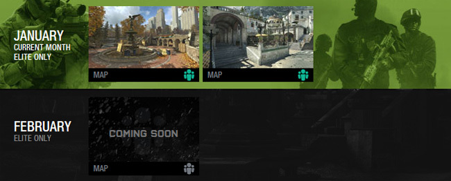 mw3 season of content