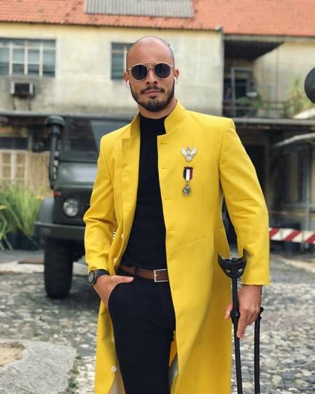 El Mejor Street Style De La Semana Moda Lisboa Trendencias Hombre 2019 09