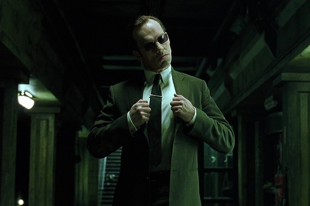 'Matrix 4': Hugo Weaving will not be repeated as the Agent Smith by problems of agenda
