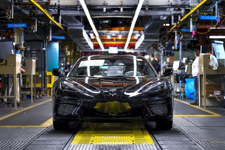 Arrancó oficialmente la producción del Chevrolet Corvette Stingray 2020
