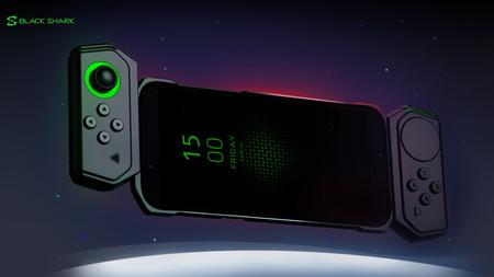 Nuevo Gamepad 2.0, la evolución del mando físico que 'convierte' al Xiaomi Black Shark en una Nintendo Switch