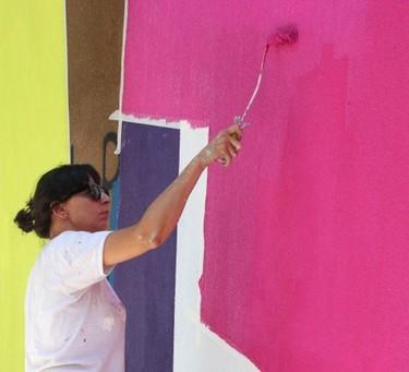 La joyería Grassy se suma a la lista de los amantes del Street Art de la mano de Nuria Mora