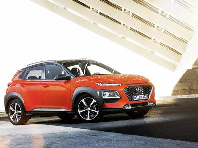 Kona fue sólo uno: Hyundai prepara 8 nuevos SUV para EE. UU. de aquí a 2020