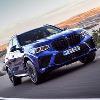 Nuevos BMW X5 M y X5 M Competition: el lado más deportivo del SUV llega ahora hasta los 625 CV