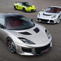 Lotus y Volvo ahora tienen algo en común: ambas son propiedad de Geely