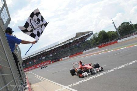 Mi Gran Premio de Gran Bretaña 2011: Alonso ganó en el mejor circuito para Red Bull
