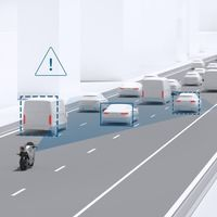 Kawasaki tendrá motos más seguras en 2021: Control de Crucero Adaptativo y alertas de choque frontal y puntos ciegos