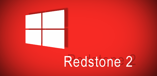 Logo Windows® 10(diez) Redstone