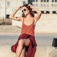 Cómo un bolso de Louis Vuitton puede convertir un look de Mango en un estilismo de pasarela, por Gala Gonzalez
