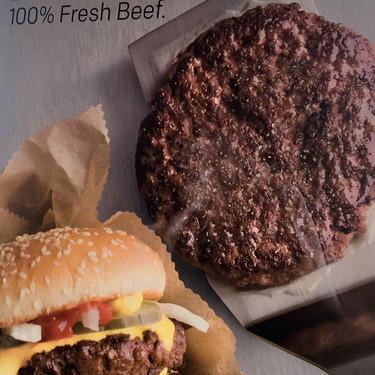McDonald's sigue cambiando: incluirá más carne fresca en algunos de sus platillos