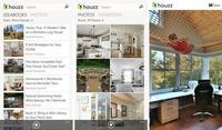 Houzz, la aplicación para diseñadores de interiores llega a Windows Phone