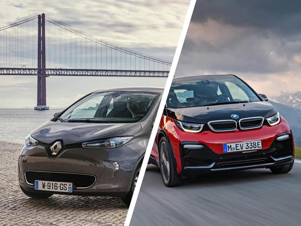 los 13 coches eléctricos más baratos de España