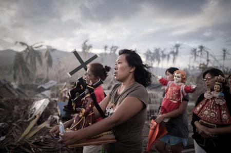 Los editores de la revista Time eligen las diez mejores fotografías de 2013