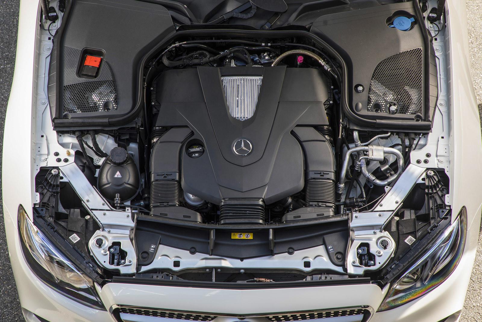 Foto de Mercedes-Benz Clase E Cabrio, toma de contacto (101/156)