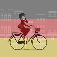 En Alemania se salen de la ciudad con las bicis y montan para ellas una autopista de cien kilómetros