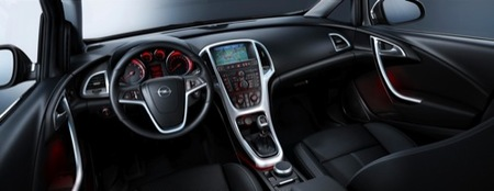 Nuevo Opel Astra, más información y fotos del interior