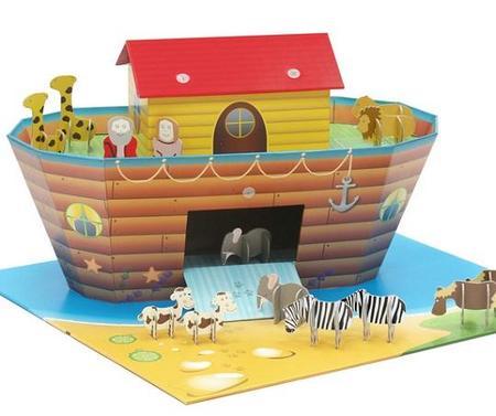 Arca de Noé ecológica: ¡animales a bordo!