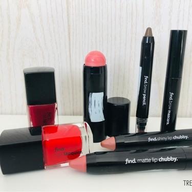 Hemos probado y somos muy fans de la nueva línea de maquillaje low-cost de find., la firma de Amazon
