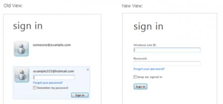 Microsoft cambia el inicio de sesión de Windows Live y algunos usuarios reclaman